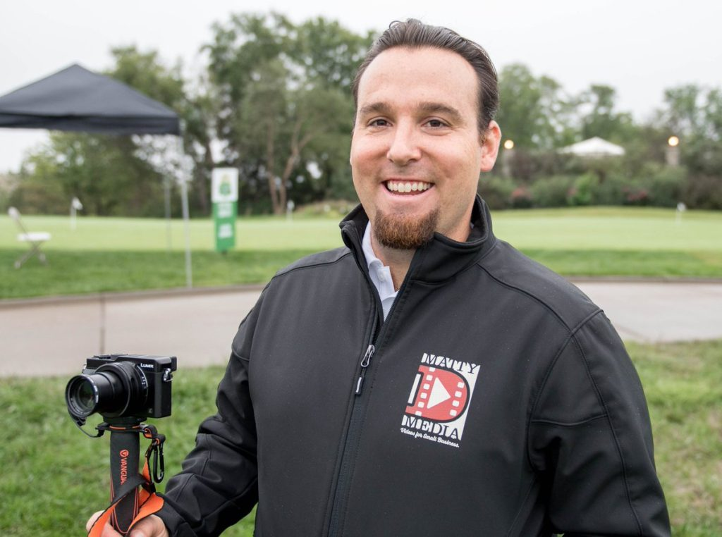 Matty D. Media provides event coverage video services, such as the annual Penny Jones Golf Tournament in Lawrence Kansas.
