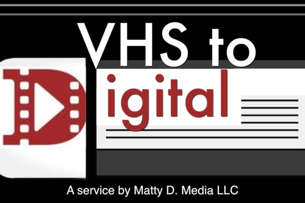 VHS Transfer Service in Lawrence Kansas