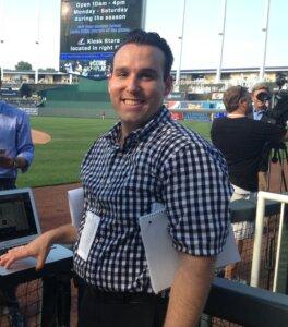 Matt DeSarle on Royals coverage in 2015
